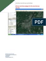 Rectifying manual تعليم لبرنامج global mapper