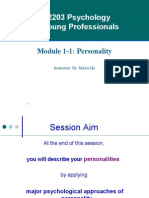 Module 1 1 Personality Mavis 2010B Student With Answers