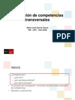 Eva Luac i on Competencias Transversal Es
