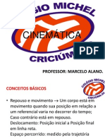 Cinematica 1anos