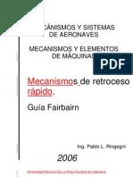 Mecanismo de Retroceso Rapido