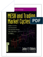 Stocks - MESA and Trading Market Cycles