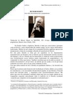 Richard Rorty - Notas sobre deconstrucción y pragmatismo