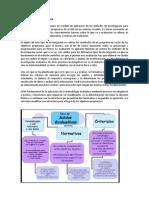 INVESTIGACIÓN EVALUATIVA Y ESTUDIO DE CASOS