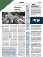 Un livre réécrit l'histoire du Rwanda -La Croix- 12 Dec 2005