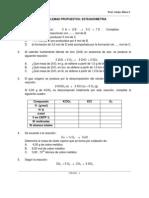 Problemas Propuestos Estequiometria 1 74807