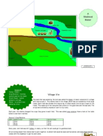 Village Worksheet Map