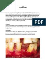 Diabetes Mellitus Dan Penyakit Periodontal