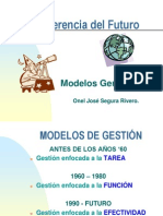 Gerencia del Futuro Onel José Segura Rivero