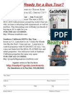 Realty411 Magazine's Investor Tours