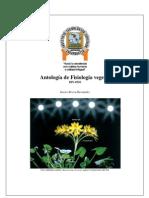 Antología de Fisiología vegetal