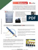 Ficha Colector SunPro v.1