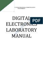 DIGITAL ELECTRONICS LAB MANUAL