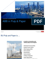 01+ ABB Tech Day ABB in Pulp & Paper Overview
