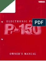 Yamaha P150E