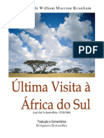 Última Visita à África Do Sul - William Branham