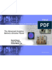 Advanced Analytics Behind a Smart Planet - Costa Mesa 061010