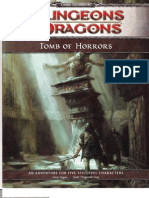 D&D 4th Edition - Tomb of Horrors E2
