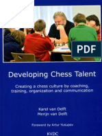 Developing Chess Talent - Van Delft Karel & Merijn