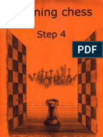 Learning Chess Step4 Workbook