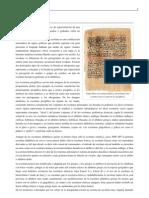 Wiki Escritura