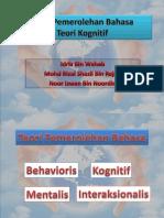 Teori Pemerolehan Bahasa(Piaget)