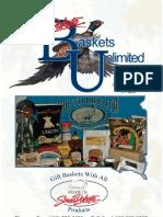 SD Baskets Mailer Brochure
