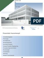 Voorontwerp Administratief Centrum en Sociaal Huis Tervuren (12/08/2008)