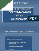 -PERTURBACIONES