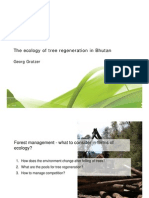 Ecology of Forest Management