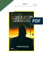 Artur Balder - Tetralogía de Teutoburgo II - Liberator Germaniæ