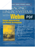 Managing Linux Systems With Webmin 2004 Pearsoneducation Rr