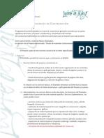contrato para diseñador