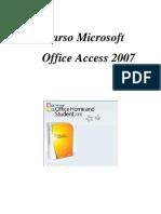 Apostila Do Microsoft Access 2007