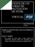 Propuesta Curso Virtual