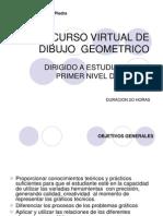 Curso Virtual de Dibujo Geometrico