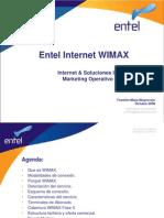 Capacitación Internet WIMAX - Int Movil