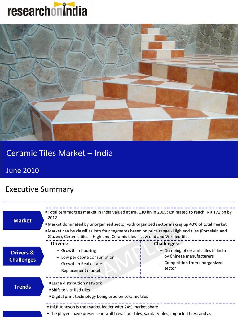 Ceramic tiles market image collections tile flooring design ideas ceramic tiles market in india 2010 sample tile ceramics dailygadgetfo image collections dailygadgetfo Images
