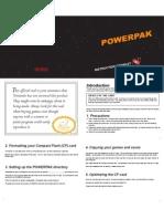 Power Pak Manual 120