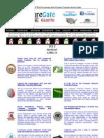 Monday - April 16, 2012 - ForeclosureGate Gazette