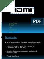 Hdmi Technology (Shashank)