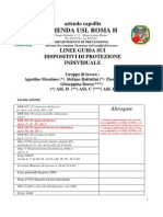 Linee Guida DPI - ASL RM H