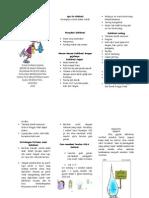 Leaflet Dehidrasi Profesi Manajemen