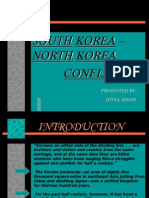 South Korea North Korea Conflict.ppt [Recovered]