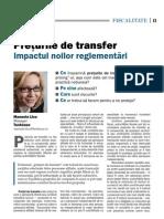 Preturile de Transfer_impactul Noilor Reglementari