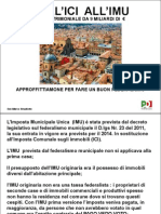IMU Stradiotto - Per un buon federalismo