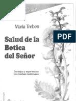 Salud de la Botica del Señor - Maria Treben