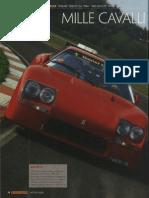 Ferrari F40LM GTE 1996 - Ferrari 308GTM 1984