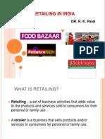 Food Retailing India