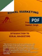 Rural Marketing Hul Ppt